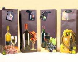 opakowanie ozdobne na wino