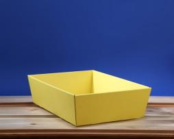 Koszyk 24x34 żółty