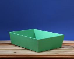 Koszyk 24x34 zielony