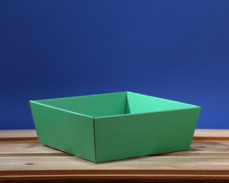 Koszyk 25x25 zielony