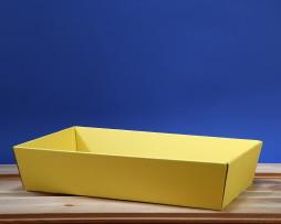 Koszyk 25x46 żółty