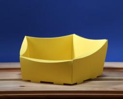 Koszyk duży żółty
