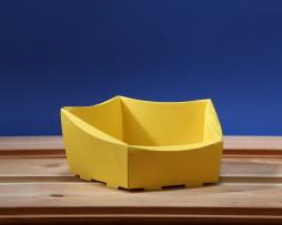 Koszyk mini żółty